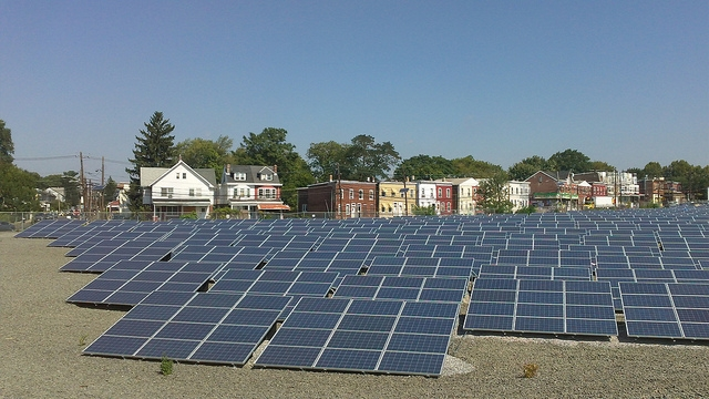 The bill increases the state's renewable portfolio standard (RPS) to 35% by 2025 and 50% by 2030.