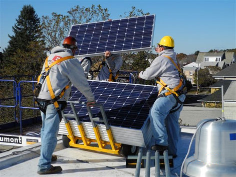 The 'Shared Solar Pilot Programme' promises to give previously unattainable access to solar, as well as significant cost savings. Source: ConEdison