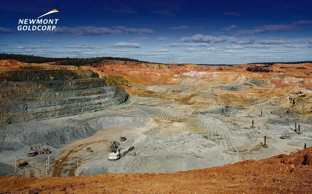 Newmont's Boddington mine in Australia. Image: Newmont Goldcorp.