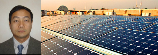 Dr. Nguyen Tuan, director, Renewable Energy Centre, Institute of Energy, Ministry of Industry and Trade (MOIT), Vietnam, discusses the current state of play for solar in Vietnam. Credit: Intel Free Press