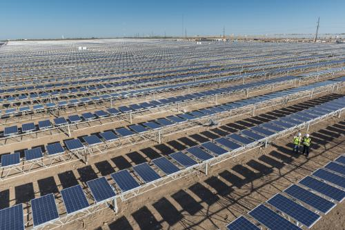 CPS Energy wants to add up to 900MW of PV capacity and 50MW of EES in first Global FlexPOWER Bundle