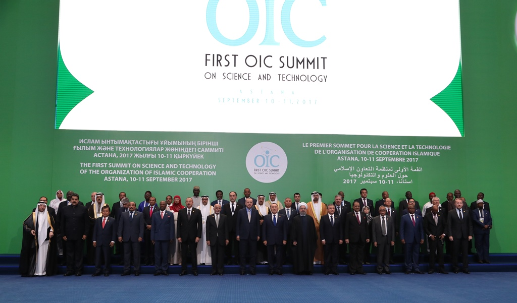 The Islamic world's first ever Science and Tech summit. Credit: OIC. Ministry of Foreign Affairs Republic of Kazakhstan