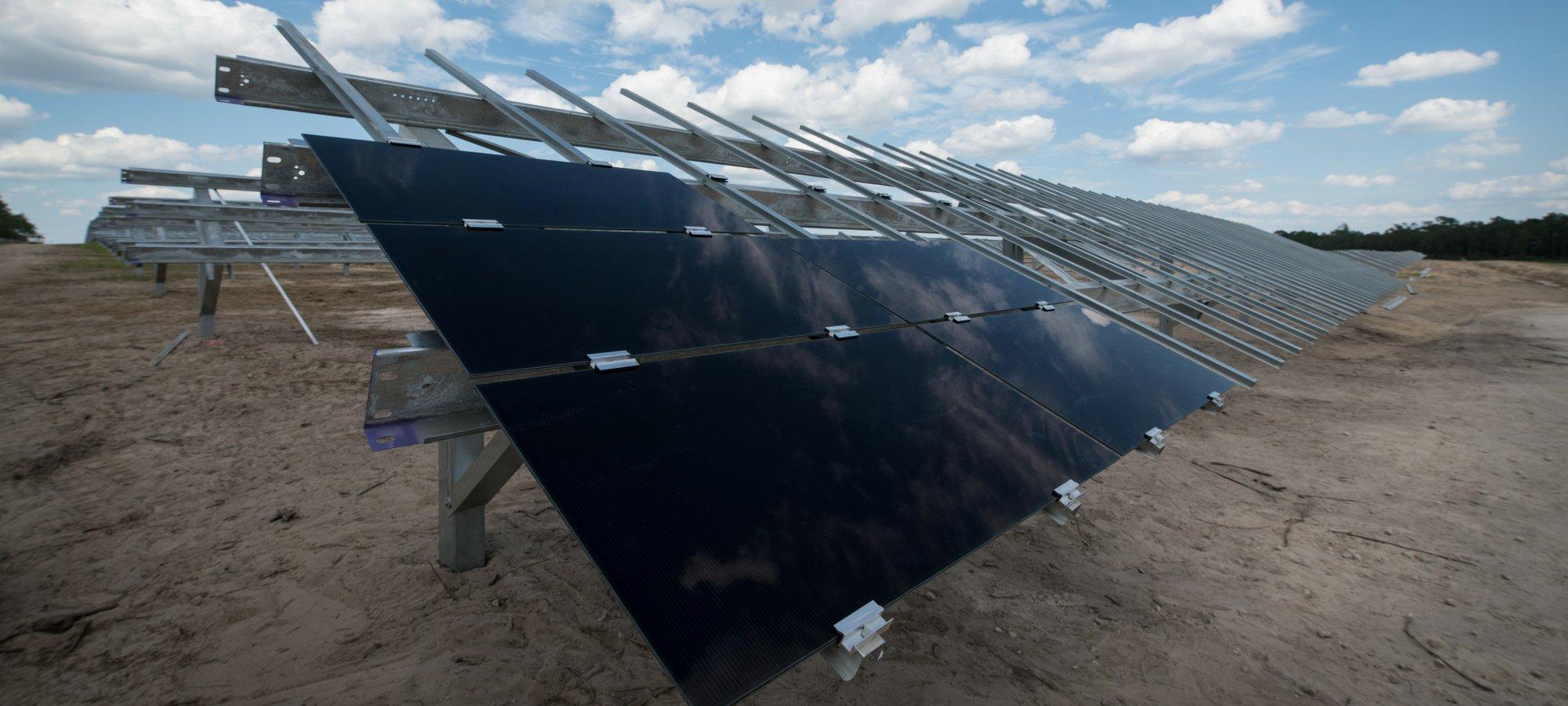 As part of the deal, Origis will sell all energy and renewable attributes of the installation to Georgia Power through Georgia Power's Renewable Energy Development Initiative (REDI) program. Image: Origis Energy
