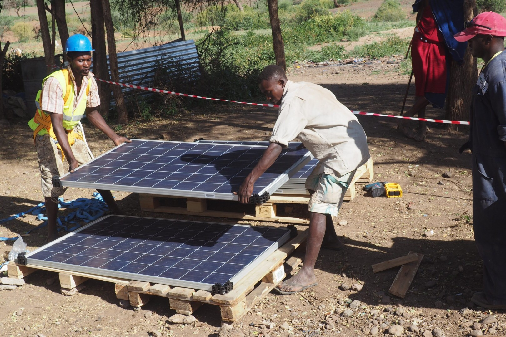 ENGIE's purchase of Mobisol comes after the buyer's efforts to roll-out PAYG solar-plus-storage mini-grids in Tanzania and Zambia (Image credit: ENGIE)