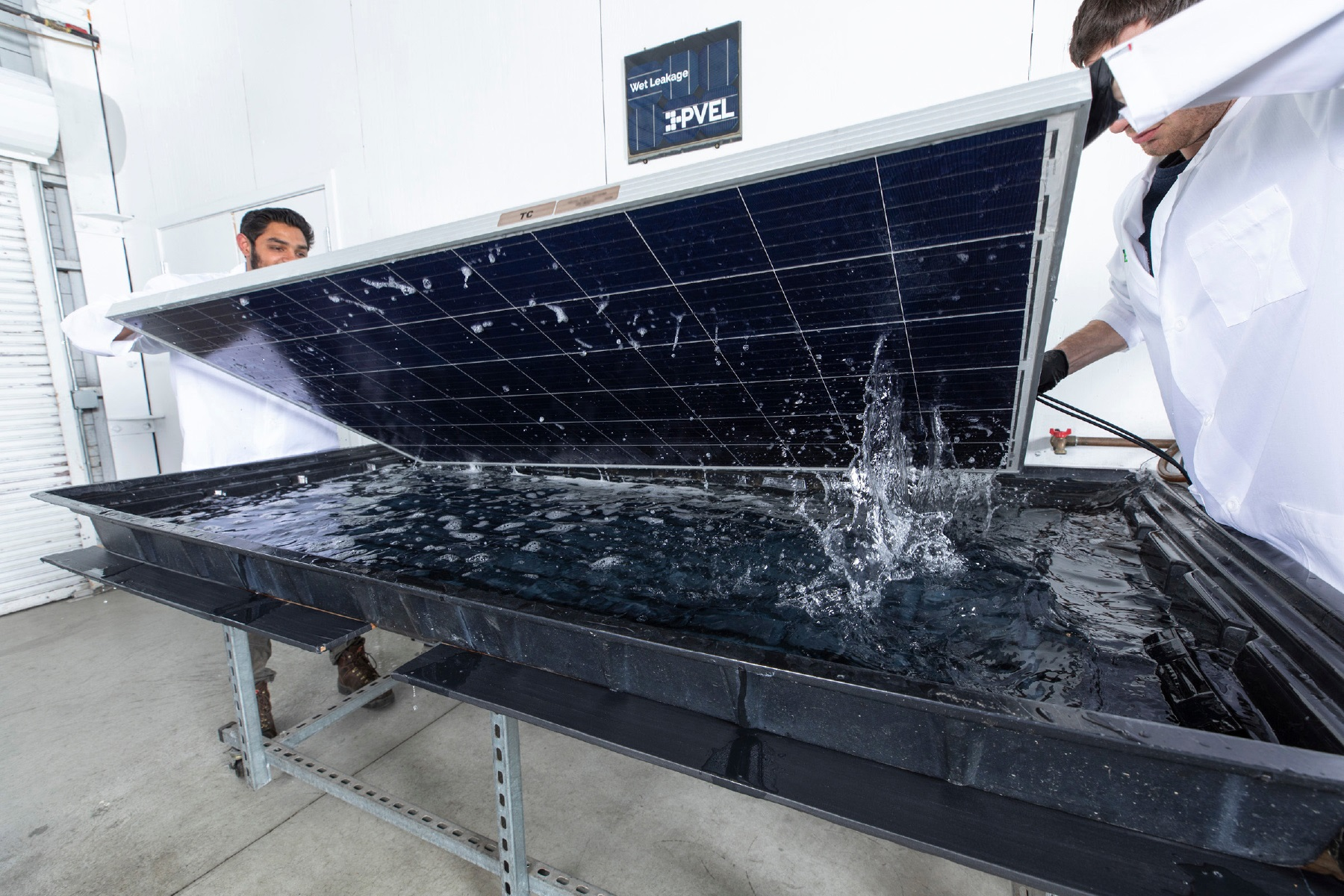 This will be the sixth edition of the PV Module Reliability Scorecard which ranks commercially available PV modules by their performance in PV Evolution Labs' Product Qualification Program (PQP). Image: PVEL