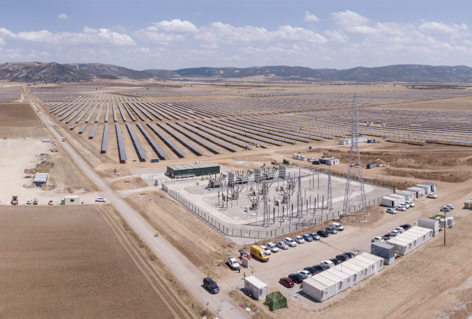 Construction of Picón I, II and III required a combined investment of €100 million (US$109 million) (Image credit: Naturgy)