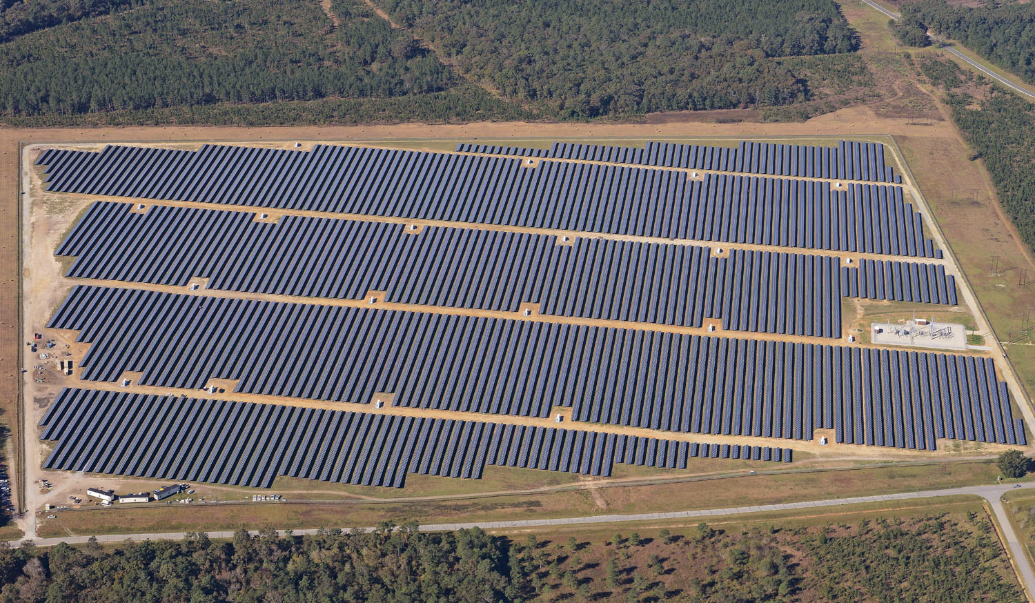 Phoenix Solar said that delays to building power plant projects in the US and Turkey would result in lower than expected full-year 2016 revenue and profits. Image: Phoenix Solar