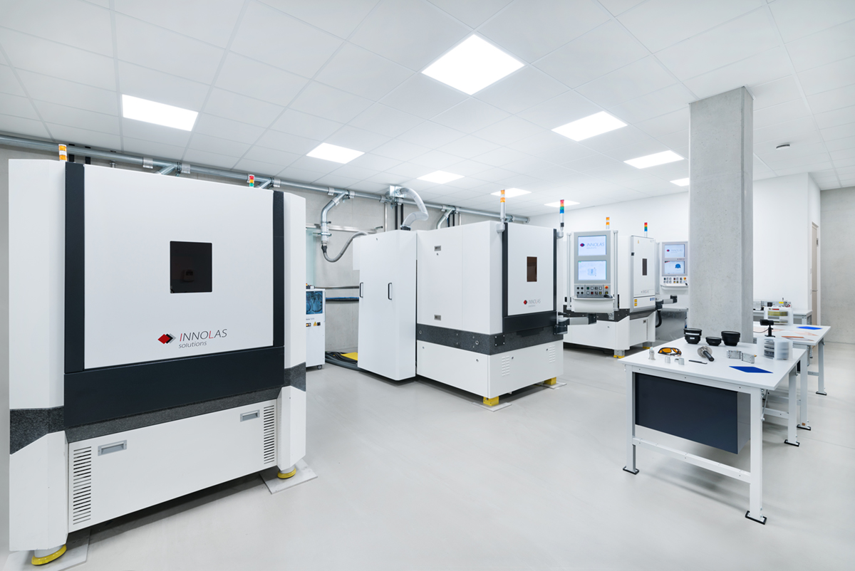 PV laser technology equipment specialist InnoLas Solutions has been sold to Swiss industrial investment and management firm, CGS for an undisclosed sum. Image: Innolas