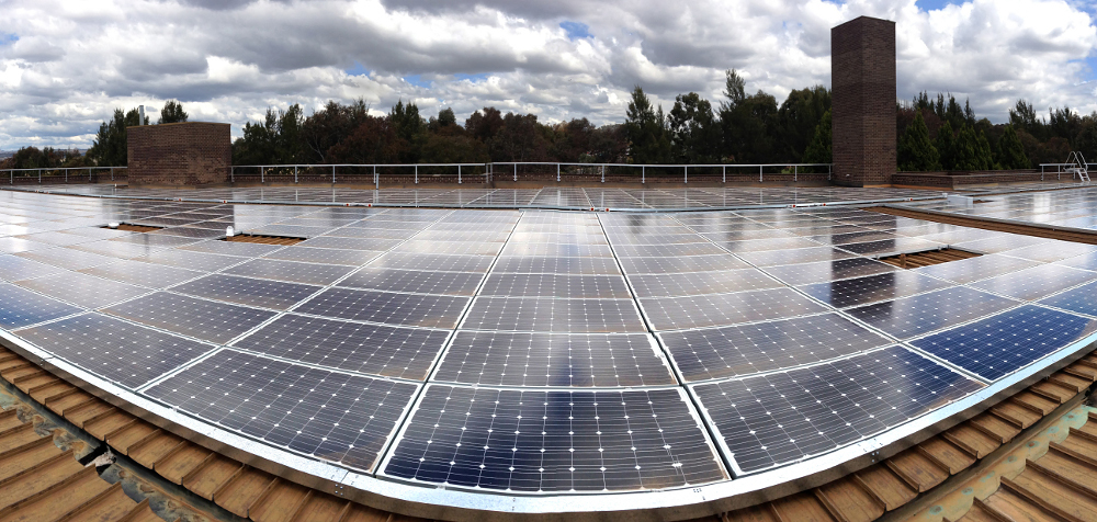 Photon Energy has operated in Australia for several years and has built commercial rooftop projects in major cities. Image: Photon Energy