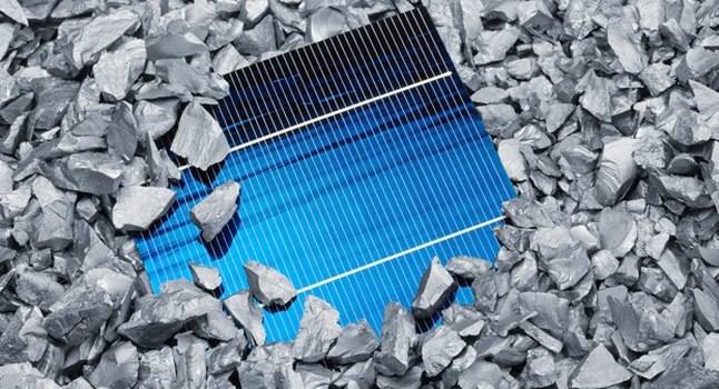 Yingli Green had renegotiated multiple polysilicon supply contracts by 2013 but stopped purchasing polysilicon from one supplier from 2013 onwards, leading to that supplier seeking arbitration.