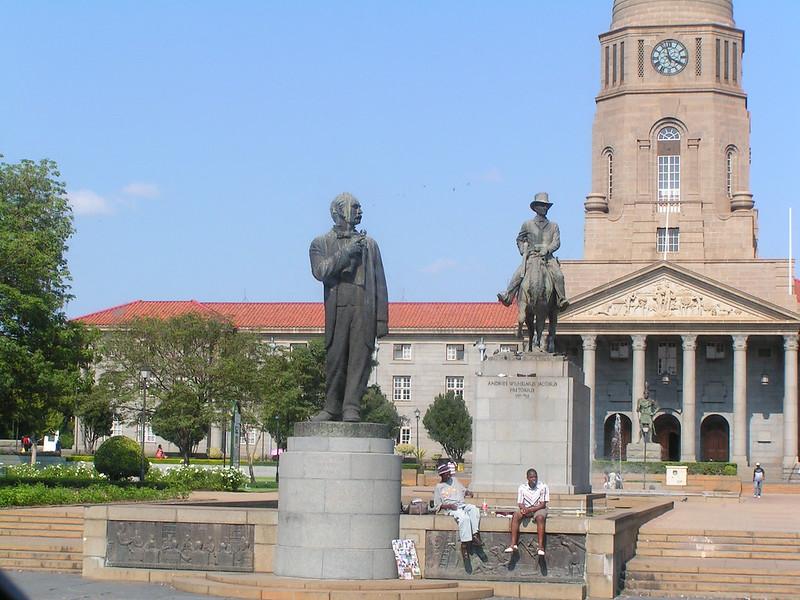 South Africa's Supreme Court, in Pretoria. Source: Flickr, R4vi