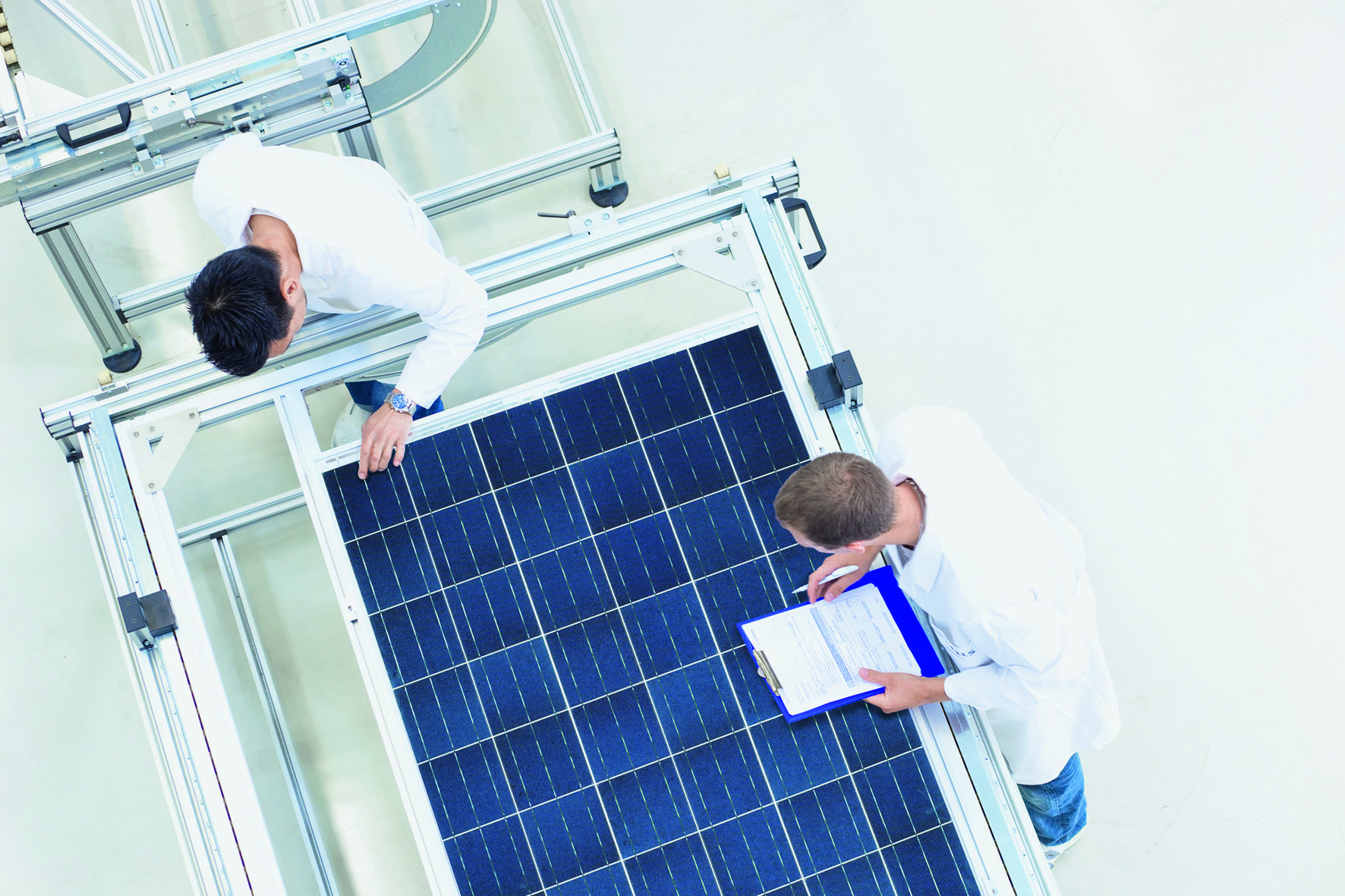 Hanwha Q CELLS said it had become eligible to participate in solar tenders in France after Certisolis had certified its PV modules had met low carbon footprint metrics and fulfilled all criteria for CRE3 and CRE4 tenders in the country. Image: Hanwha Q CELLS