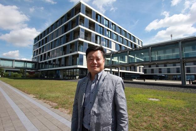 Q CELLS CTO Daniel Jeong. Image: Q CELLS