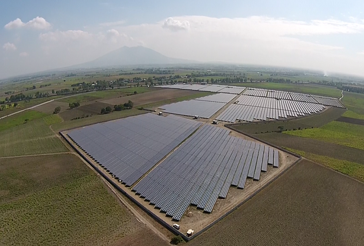 The Philippines is also expected to bring 94.2MW of solar PV projects into commercial operation this month. Credit: Conergy