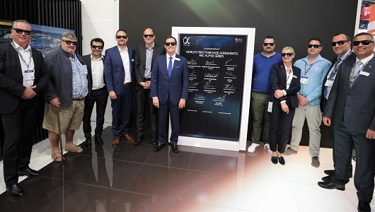 REC Group launched its Alpha Series Heterojunction cell based modules at Intersolar Europe in 2019, signing a number of European-based distributors at the launch as it planned a 600MW production ramp. Image: REC Group