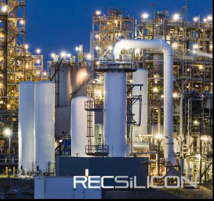Silane gas supply limitations caused by the incident were said to reduce FBR-based granular polysilicon production in the third quarter by around 800MT, compared to previously estimated production of around 3,800MT. Image: REC Silicon