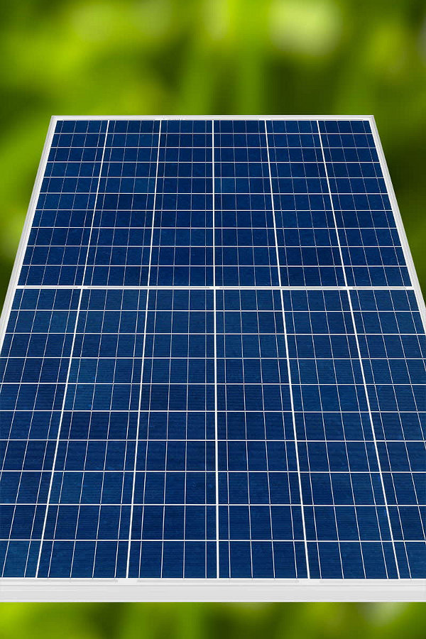 REC Group switched production to half-cut solar cells several years ago. Image REC