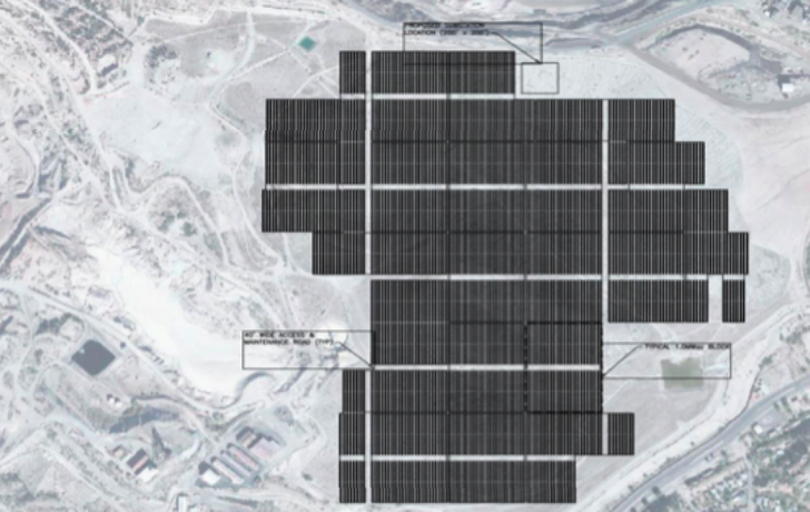 RMI's Sunshine For Mines team released a report alongside BHP analysing renewable energy potential at legacy mines. Credit: RMI