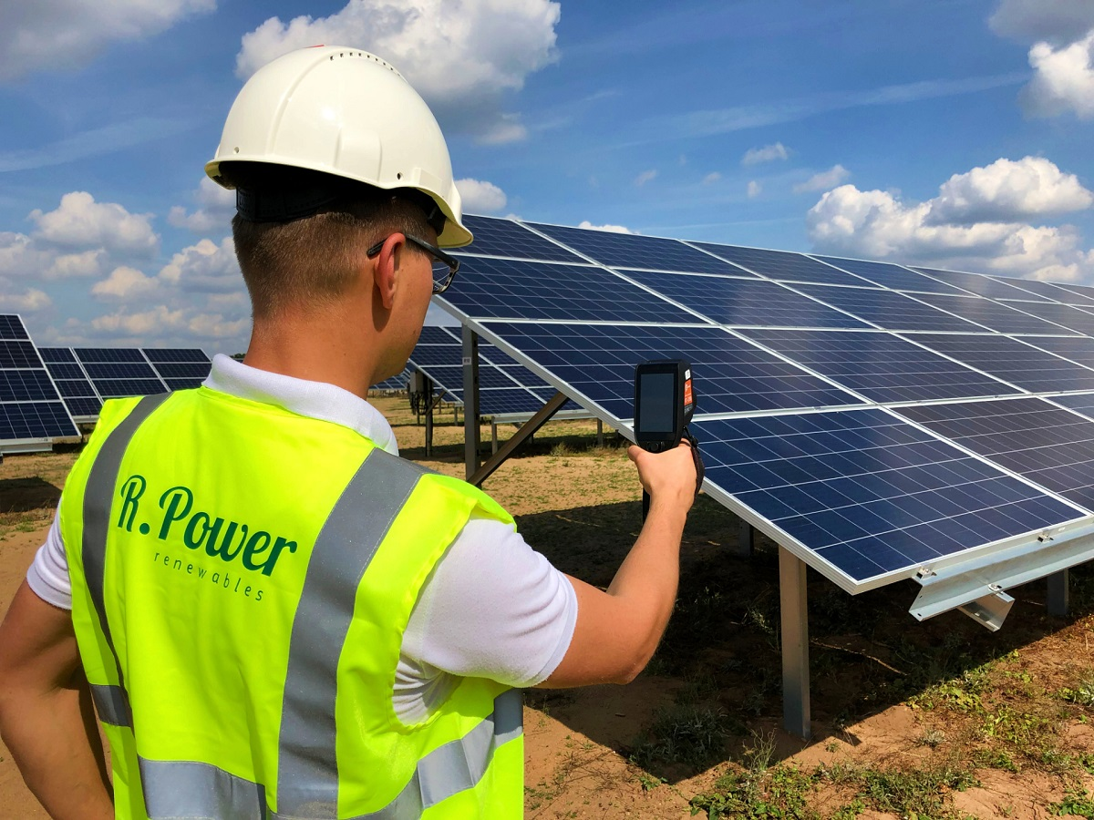 R.Power won contracts for 122MWp of solar projects in last December's auction. Image: R.Power.