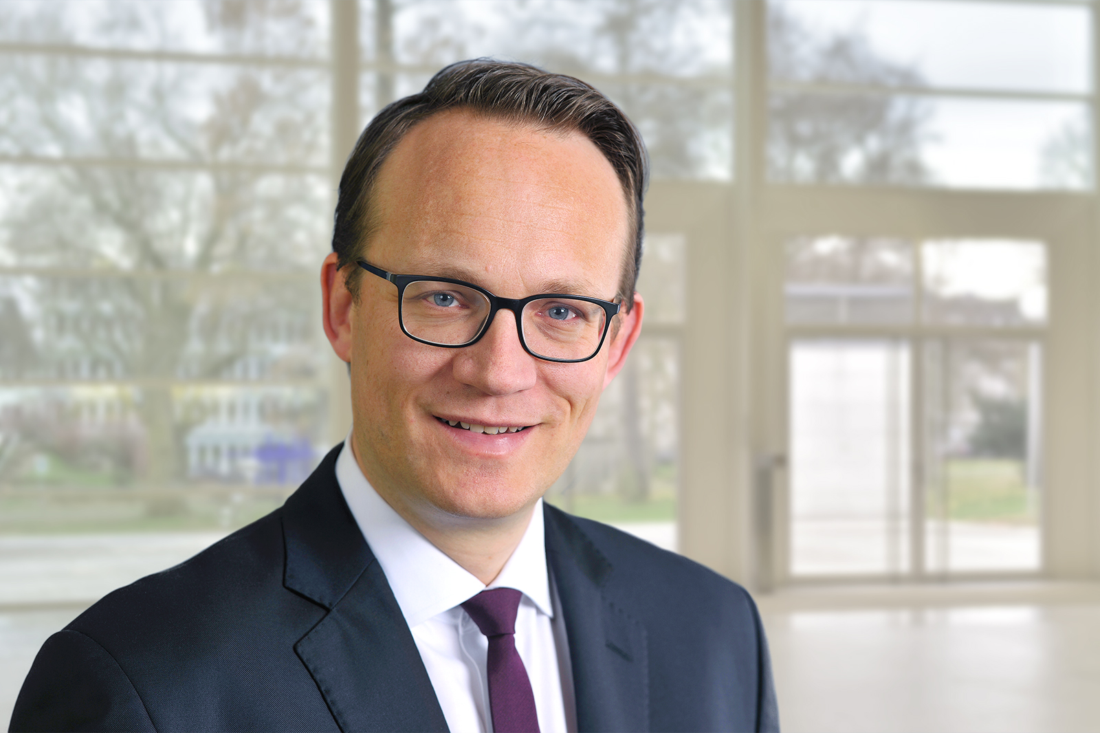 Krebber (pictured) said buying existing assets would only have a limited contribution to global decarbonisation efforts. Image: RWE.