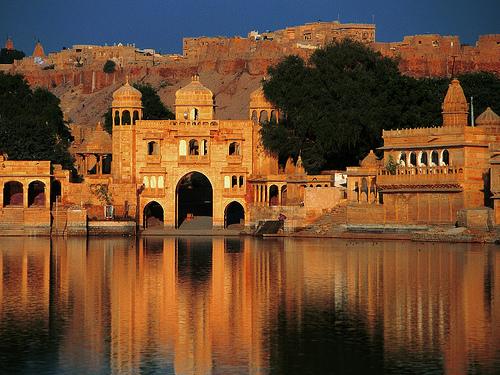 Rajasthan. Source: Flickr, Rakjumar1220