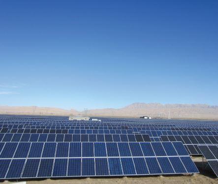 The projects involve ReneSola's Virtus II 320W and 325W modules. Credit: renesola