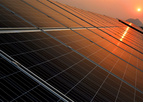 Solar, wind, hydro and batteries offerings not only offer firm power but now compete with coal in price. Credit: ReNew Power