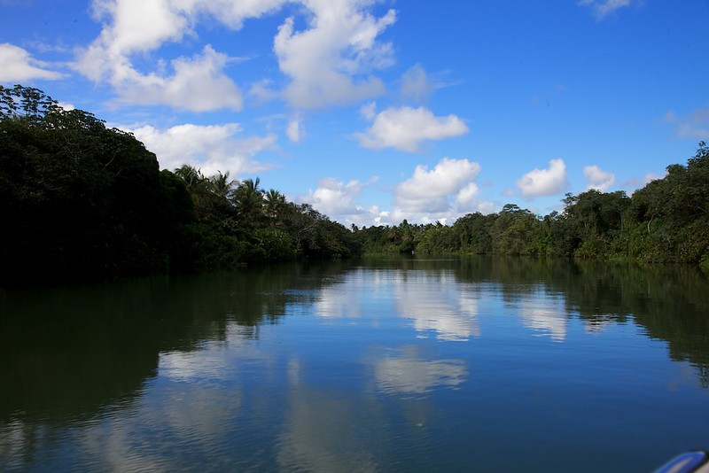 The São Francisco river. Source: Flickr, Nicolas de Camaret