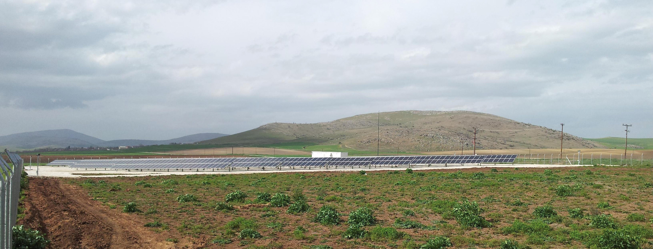 A solar farm in Thessaly, Greece. Source: Fronius.