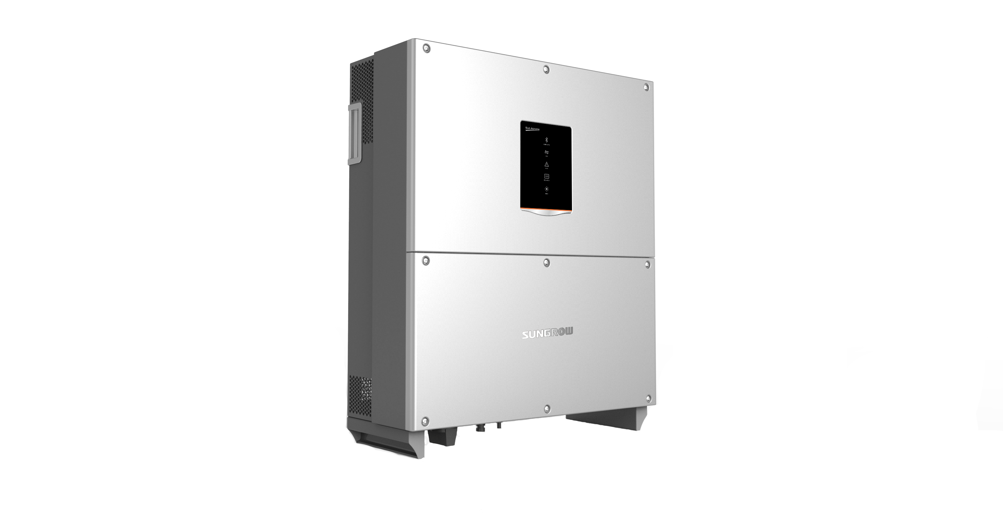 The SG125HV comes with Sungrow's patented five-level topology design, which enables the inverter to lift the maximum efficiency up to over 98.9%. Image: Sungrow