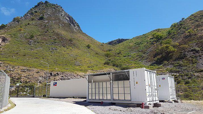 The project on Saba aka the real 'Skull Island' of King Kong. Image: SMA.