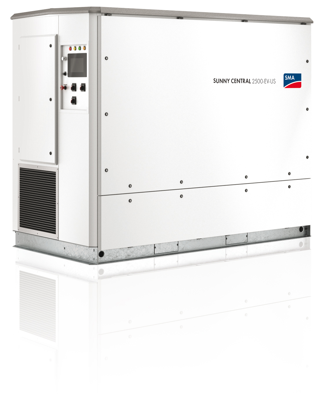 With the Sunny Central 2500-EV-US, SMA is the first manufacturer to have an inverter certified to UL 62109 by UL LLC.