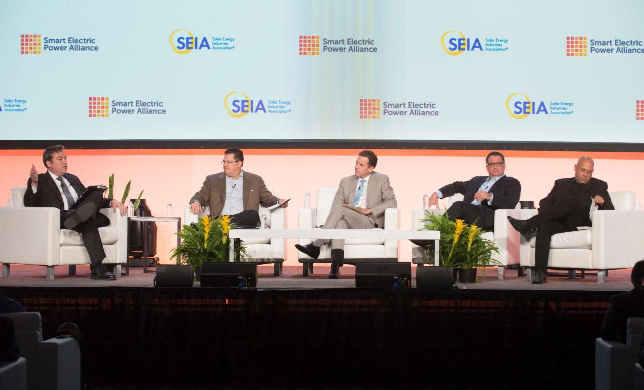 Left to right: Tom Kimbis, Michael Maulick, Craig Cornelius, David Kaiserman, Guy Sella. Source: Steve Purcell