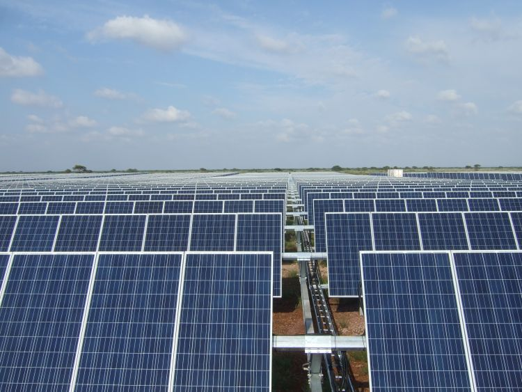 The trackers will be installed at the Assú V solar park — located in the Brazilian state of Rio Grande do Norte. Image: STI Norland