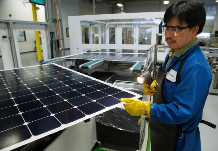 SunPower renewed last year efforts to sell assets to shore up finances under pressure (Credit: SunPower)
