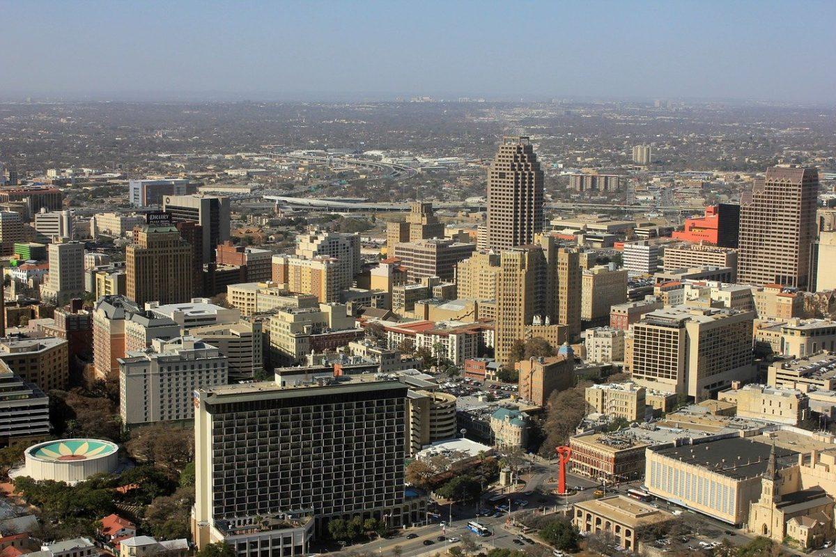 San Antonio, Texas. Image: Pixabay.