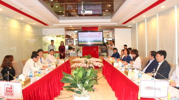 HD Bank and Sao Mai Group will work together on the first phase of 104MW. Credit: Sao Mai Group