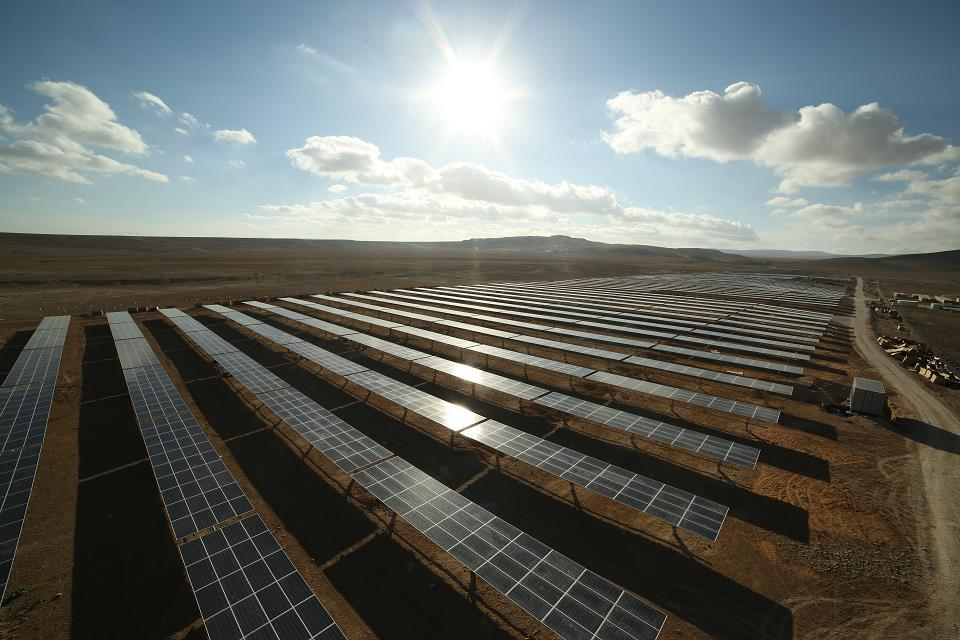 The 40MW project will be the first large-scale solar plant developed in Mozambique and stands as an important step forward in the country's goal of boosting its renewable-energy sector. Image: Scatec Solar