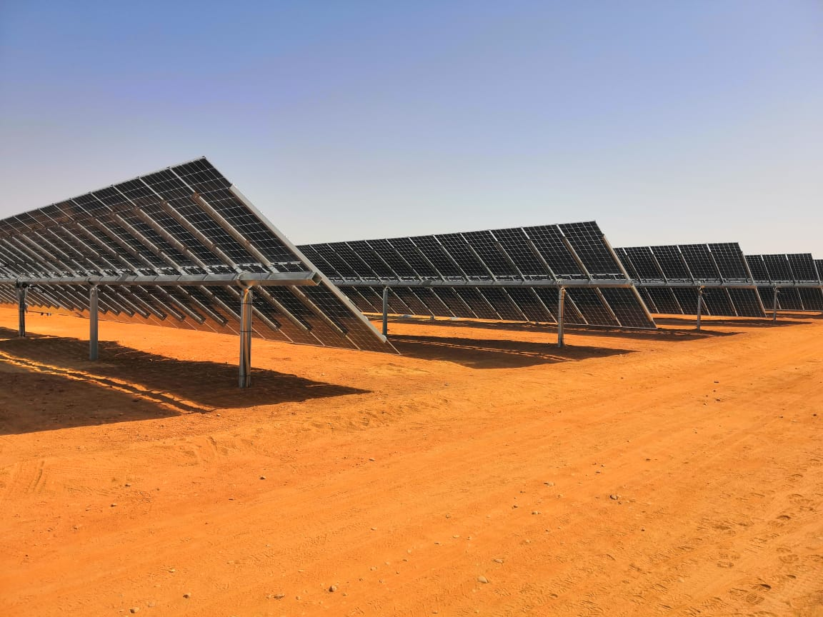The EBRD told PV Tech last month a belief in bi-facial's potential prompted its backing of Scatec (Credit: Scatec Solar)