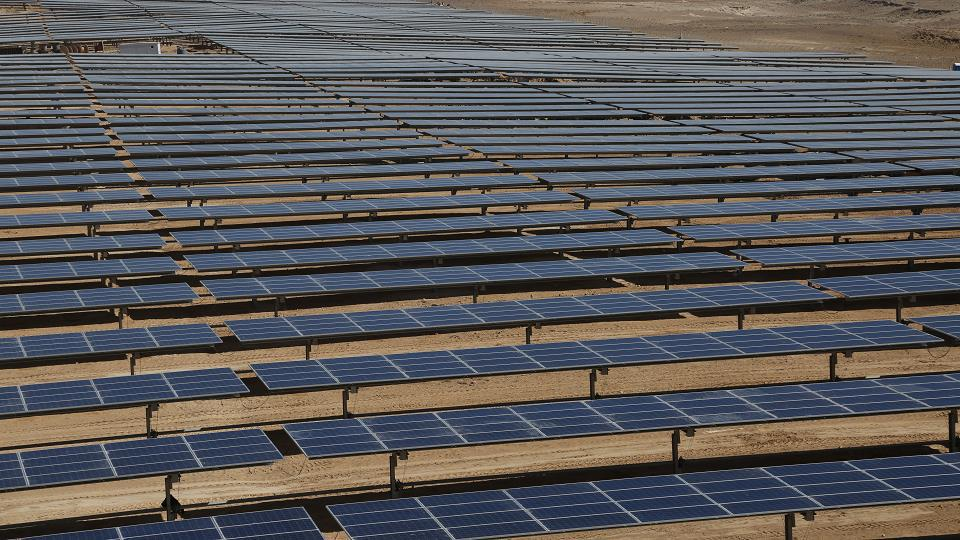 The agreement will see Afrinegia Nigeria Limited develop a 50MW PV project, while CT Cosmos will develop a 70MW installation. Image: Scatec Solar