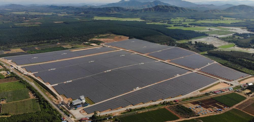 The 65MW installation is expected to generate about 94,000 MWh of electricity annually, providing energy for more than 31,000 households. Image: Scatec Solar