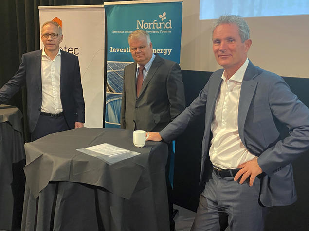 Scatec Solar is acquiring SN Power from Norwegian investment fund Norfund, a partner of Scatec Solar's. Image: SN Power.