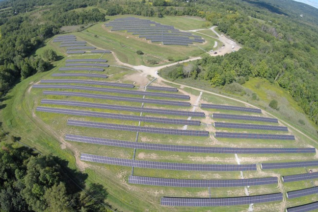 Current is installing more than 9MW of onsite solar power across eight different GE facilities across the region. Image: GE