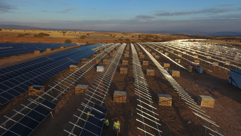 Once completed, the PV projects will generate around 56GWh annually. Image: Asunim
