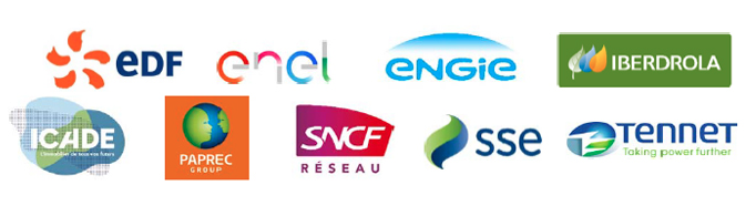 The massive brands span power, transport, waste management, and real estate. Credit: Engie