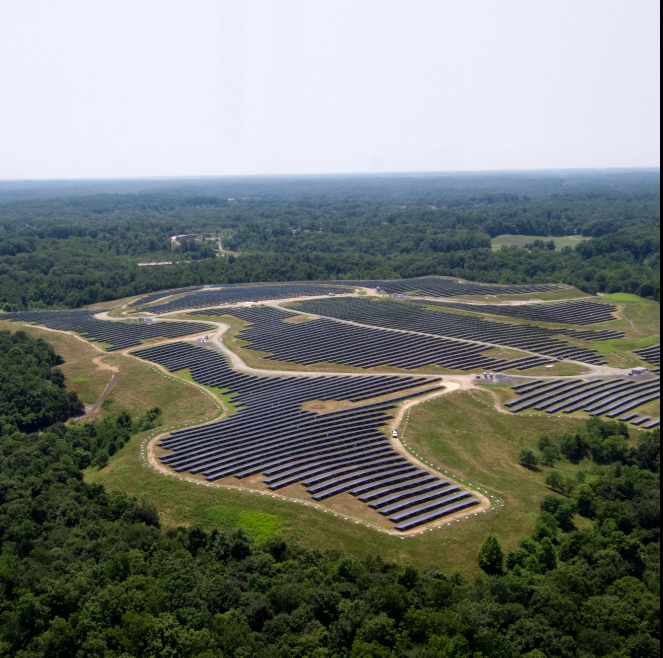 The 18MW Building Energy landfill project is expected to produce about 24GWh of electricity annually. Image: Building Energy