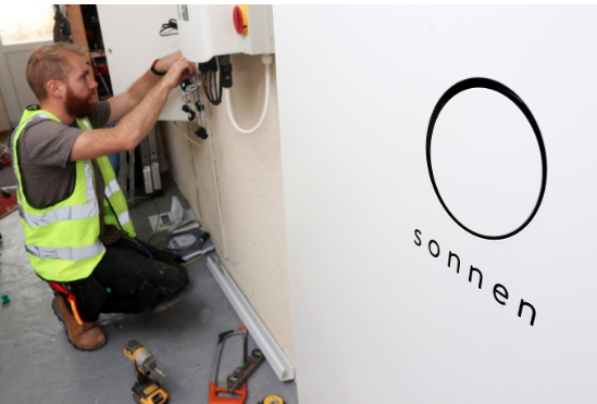 The deal comes less than a year after Shell's initial investment in sonnen. Source: Sonnen