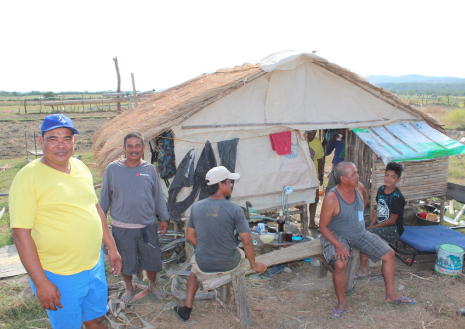 The local Barangay captain along with other fishermen and farmers have been able to keep their produce in cold storage and boost business