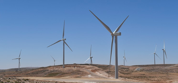 Jordan needs to strengthen its grid to accommodate new renewable power. Credit: EBRD