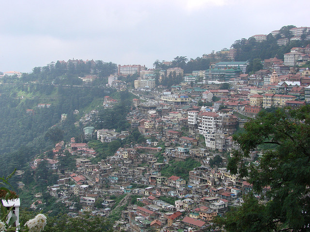 The mountainous Himachal Pradesh region could see India's first utility-scale storage system. Flickr: Watchsmart